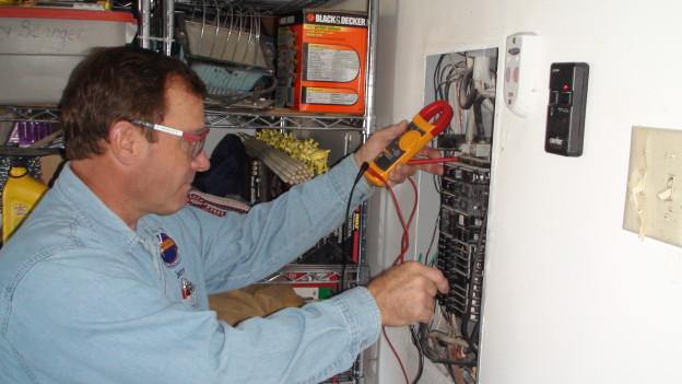 Electric Panel Installation